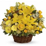 Basket Full of Grace Sympathy
