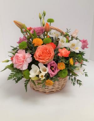 Basket Full of Wishes  in Tottenham, ON | TOTTENHAM FLOWERS & GIFTS