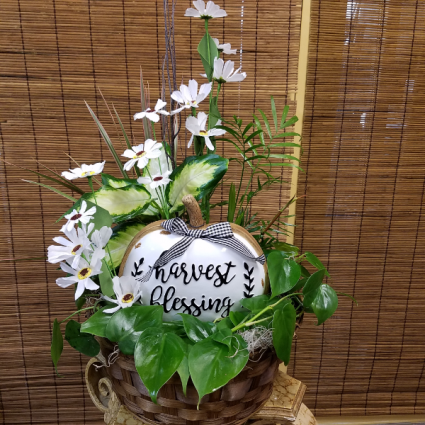 Basket Garden of Grace