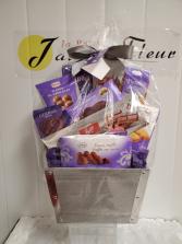 Basket-Holiday Happiness Available Today! Assorted baskets available at different prices