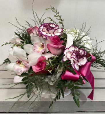 Basket of Beauty Arrangement
