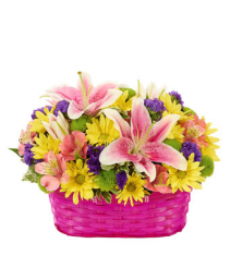 Basket of Easter Joy easter