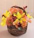 Basket of Fall Arrangement