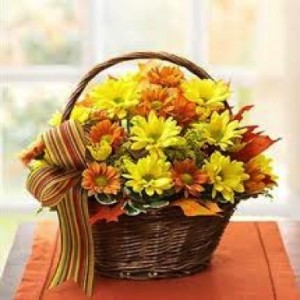 Basket of Fall