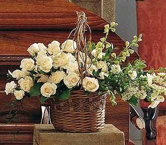 Basket of Light Funeral