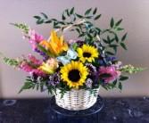 Basket of Love Basket