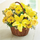 Basket of Sunshine™ Arrangement