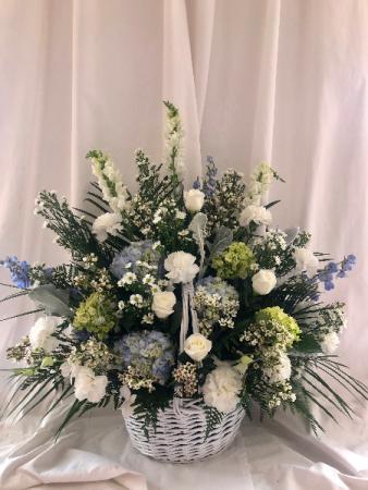 Basket of Sympathy Funeral