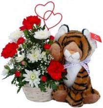 Basket W- Tiger