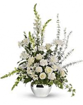 BASKET/POT 8 FUNERAL PC GOOD FOR FUNERAL AND MEMORIAL SERVICES
