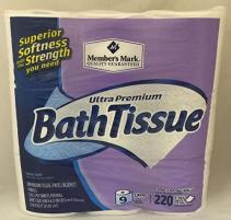 Bath Tissue - 9 pack Essential Item