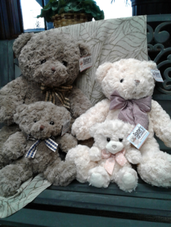 Baxter Bears  Order Add Ons