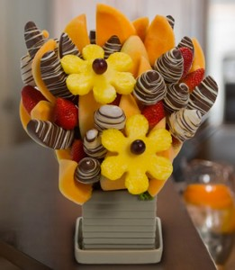 BBQ Blossom Edible Arrangement