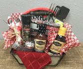 BBQ Gourmet Gift Basket