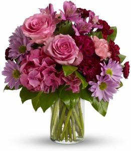 Be Beautiful Vase Arrangement