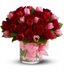 Be Florally Mine Vase Arrangement