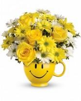 Be Happy Bouquet  in San Antonio, Texas | Bloomshop
