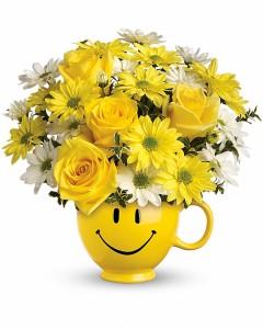 Be Happy Bouquet  in San Antonio, TX | Bloomshop