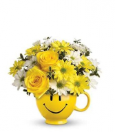 Be Happy® Bouquet  in Saint Cloud, Florida | Bella Rosa Florist