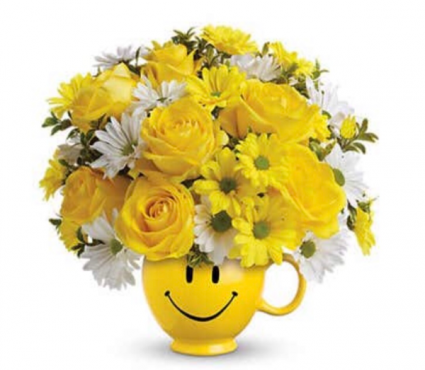 Be Happy Bouquet Any Occasion
