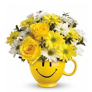 Be Happy Bouquet Best Seller