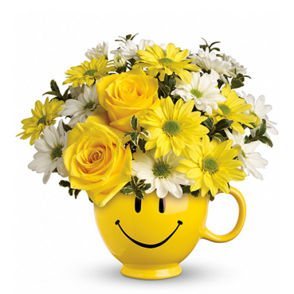Be Happy Bouquet Best Seller