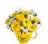 Be Happy Bouquet Home