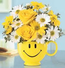 Be Happy Everyday Arrangment