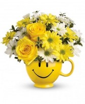 Be Happy Mug Best Seller