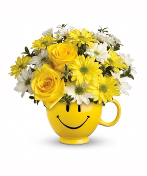 Be Happy Mug Great for any occasion