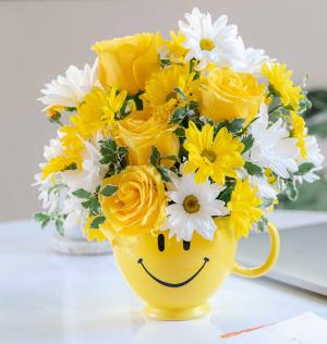 Be Happy  in Osoyoos, BC   Osoyoos Flowers