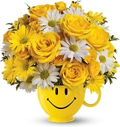You Make Me Smile Mom!  in Whitehall, PA | PRECIOUS PETALS FLORIST