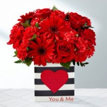 Be Loved Bouquet 17-V7 Valentine's