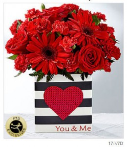 Be Loved  Valentine's Day in Wickliffe, OH | WICKLIFFE FLOWER BARN