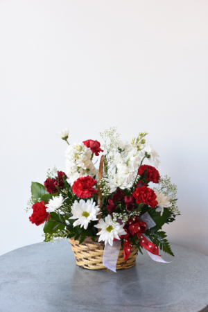 Be Mine Basket  in La Grande, OR | FITZGERALD FLOWERS