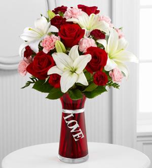Be Mine Bouquet Love