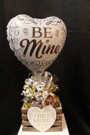 Be Mine Candy Box Valentine's Day