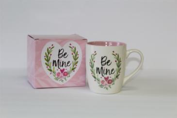 """Be Mine"" Mug Gifts"