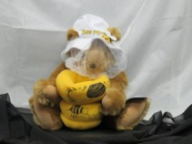 Be Mine  Plush Bear with Honey
