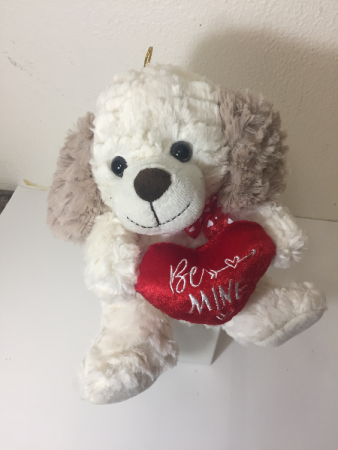 Be Mine Puppy Gift Item
