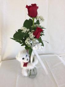 Be Mine Rose Vase