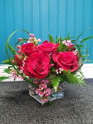 Be Mine Roses