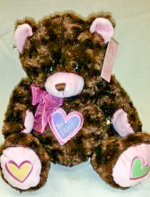 Be Mine Teddy Bear