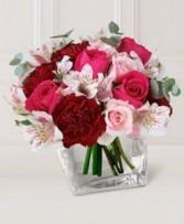 BE MINE Valentine Arrangement