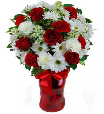 Be Mine Valentine Bouquet