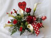 Be Mine valentines