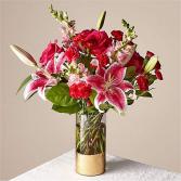 Be Mine Valentines Bouquet