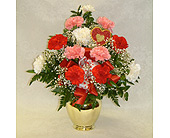 Be Mine Vase Arrangement