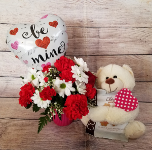 Be my Bear Valentine's Day in Winter Park, FL | ROSEMARY'S FLORAL & EVENTS