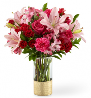 Be My Beloved FTD Bouquet in Saint Louis, MO | SOUTHERN FLORAL SHOP